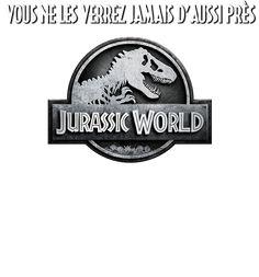 Jurassic World Exposition Paris