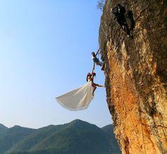 Wedding at Cliff