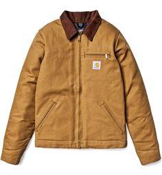 Carhartt Detroit Jacket.