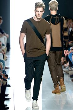Bottega Veneta Spring 2013 Menswear Collection Slideshow on Style.com