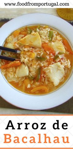 Ideas Soup Tomato Rice Stuffed Peppers For 2019 Cod Fish Recipes, Rice Recipes, Seafood Recipes, Cooking Recipes, Healthy Recipes, Healthy Soups, Cod And Rice Recipe, Crock Pot Tortellini, Stuffed Peppers With Rice