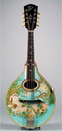 1919 Gibson A-3 Mandolin sn. 52757 Custom-ordered by an... --- https://www.pinterest.com/lardyfatboy/