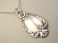 Spoon Necklace,