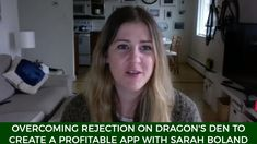 Overcoming rejection from Dragon's Den to create a profitable app with Sarah Boland: Can experience with a layoff become a source of inspiration? We discuss this and more with Sarah Boland Founder of Life Lapse! Dragons Den, How To Become, Interview, Apps, Social Media, Create, Reading, Life, Inspiration