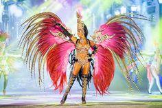 Showgirl Costume, Showgirls, Samba, Costumes, Inspiration, Fashion, Traditional Dresses, Staging, Jitter Glitter