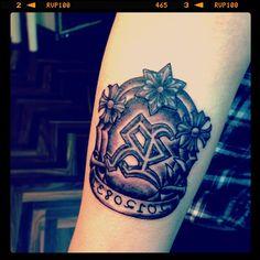 #memorial #blackandgray #tattoo #reikotattoo