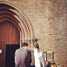 Devant les Jacobins / In front of Jacobins church © crisss - Instagram #visiteztoulouse #toulouse