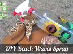 DIY Beach Waves Sea Salt Spray Recipe Cheap and works great 365x274 DIY Beach Waves Hair Spray