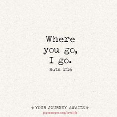 A journey with God is the greatest journey you could take!