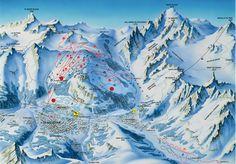 Courmayeur Piste Map .::. find it, ski it, share it