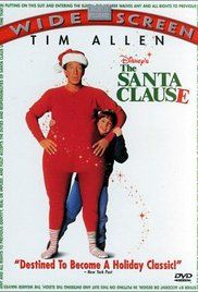 Vanessa prefers The Santa Clause to Galaxy Quest.