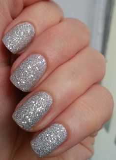 Gosh Frosted Sand - Silver