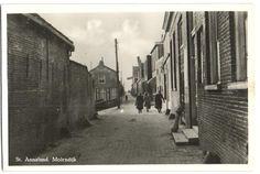 St. Annaland Molendijk: hier stond waarschijnlijk de Herberg van Willem Marinusse den Engelsman