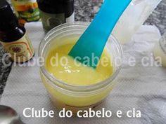COMO FAZER MOROCCANOIL CASEIRA - TAMPAS LARANJA E MARROM   Clube do cabelo e cia