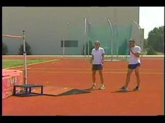 Effective Practice Drills for the High Jump - YouTube