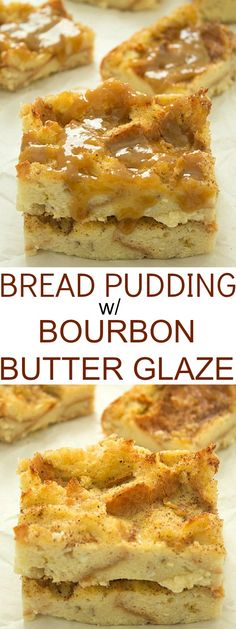 Favorite Bread And Butter Pudding With Bourbon Sauce Recipe ...