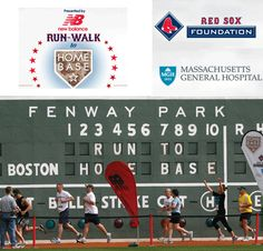 2013 Run-Walk To Home Base Presented by New Balance.  CROSS FENWAY'S HOME PLATE TO SUPPORT OUR WOUNDED VETERANS AND THEIR FAMILIES    On Saturday, May 4th, several thousand runners and walkers will have the thrill of crossing home plate at Fenway Park while supporting wounded veterans and their families. The 2013 Run-Walk to Home Base Presented by New Balance is a 9K (5.6 mile) #bostonusa