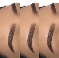 Make-Up brush eyebrow eyebrows Makeup Perfect salon Wax Eyebrow Wax Makeup Eyebrow Makeup Tips, Skin Makeup, Makeup Brushes, Eyebrow Wax, Makeup Eyebrows, Eyeliner, Makeup Steps, Makeup Salon, Makeup Tutorials