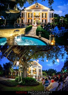 Southern Oaks Plantation North Photography High Definition Videography Weddings Wedding
