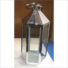 Custom Glass Lantern