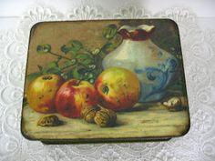 MARINA NIKULINA decoupage: Коробка для чайных пакетиков