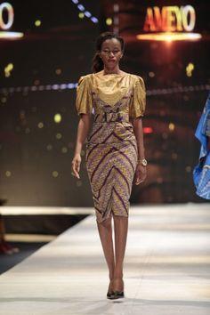 Glitz Africa Fashion Week 2013 Ameyo