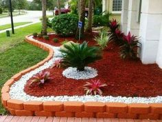 Rain and snow are going to play a huge part in your yard landscaping decisions. For example you will have to plan for your yard landscaping with care. Landscaping With Rocks, Outdoor Landscaping, Front Yard Landscaping, Landscaping Borders, Landscaping Ideas, Hydrangea Landscaping, Front Garden Landscape, Landscape Design, Landscape Rocks