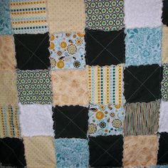 If you have a downhome country vibe going on the bedroom or just need a new quilt to help keep you warm this winter, this Rustic and Raw Quilt Idea is going to be your next big project. Easier than most polished quilt ideas, this free quilt pattern is easy to make and gives a homey vibe to any room.