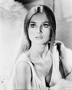 Sixties Bond girl Barbara Bouchet
