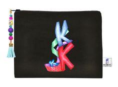 Beauty Bag - Letter K