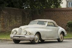 Bristol 402 2 door Drophead Coupé in used condition Bristol Cars, Automobile, Grand Luxe, Cars Uk, Motor Car, Dream Cars, Engineering, Auction, Vehicles