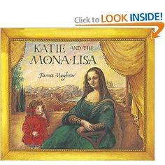 Katie and the Mona Lisa: James Mayhew: 9781860397066: Amazon.com: Books