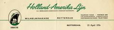 Holland - Amerika lijn in Luyksgestel   Geschiedenis Bergeijk