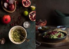 Pomegranate guacamole #recipes #Mexican #CincodeMay