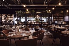 An atmospheric interior with an urban décor and a welcoming atmosphere.