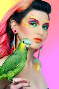 High Fashion Photography | ... 041 682x1024 40+ Gorgeous Eye candy Colorful Fashion Photography