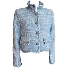 CHANEL Fantasy tweed jacket | 1stdibs.com