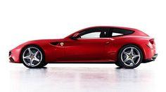 Ferrari показала первый в своей истории полноприводный суперкар ...