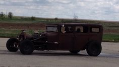 1928 Dodge Brothers, chopped 4inches, 350 Chevy  a lot of fun....