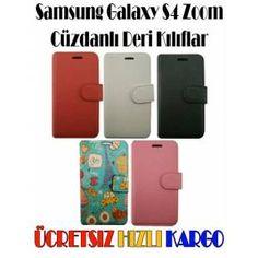 Samsung Galaxy S4 ZOOM Kılıf- Cüzdanlı Deri (#104201032) ÜCRETSİZ-HIZLI KARGO+UYGUN FİYAT+KALİTE+HEDİYE, 22.90 TL