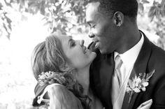 Beautiful Interracial Wedding!