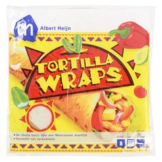 Tortilla wraps #vegan