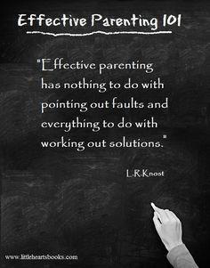 Practical, Peaceful, Effective Parenting www.littleheartsbooks.com