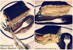 tiramisu Atac Dukan Diet, Dessert Recipes, Desserts, Ice Cream Recipes, Tiramisu, Sweets, Chocolate, Healthy, Cake