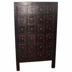Oriental Furniture Antique Chinese 24-Drawer Medicine Chest ORIENTAL FURNITURE,http://www.amazon.com/dp/B00ET6MHWA/ref=cm_sw_r_pi_dp_CVevtb1RNYQH96KF