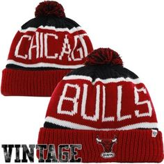 info for 54df6 a998d  47 Brand Chicago  Bulls Hardwood Classics Calgary Knit Hat  17.95 Chicago  Bulls Basketball,