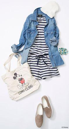 今週のレッスン:雨の日でも爽快に過ごせるひと工夫(ルミネ横浜) | LUMINE MAGAZINE I Love Fashion, Girl Fashion, Womens Fashion, Summer Outfits, Casual Outfits, Tokyo Street Style, Neutral Outfit, Weekend Style, Japan Fashion