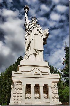 Lego, Statue of Liberty