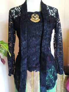 Kebaya Kutu Baru Modern, Model Kebaya Brokat Modern, Kebaya Modern Hijab, Kebaya Hijab, Batik Kebaya, Kebaya Dress, Batik Dress, Hijab Dress, Kebaya Bali