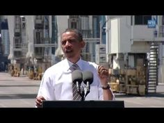 President Obama Speaks on Infrastructure and the Economy - YouTube